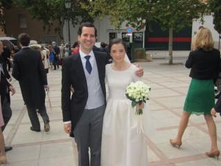 Boda Eugenia y José Manuel 3.X.2015