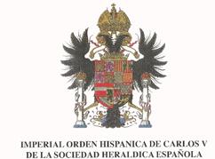 Imperial Orden Hispánica de carlos V (escudo)